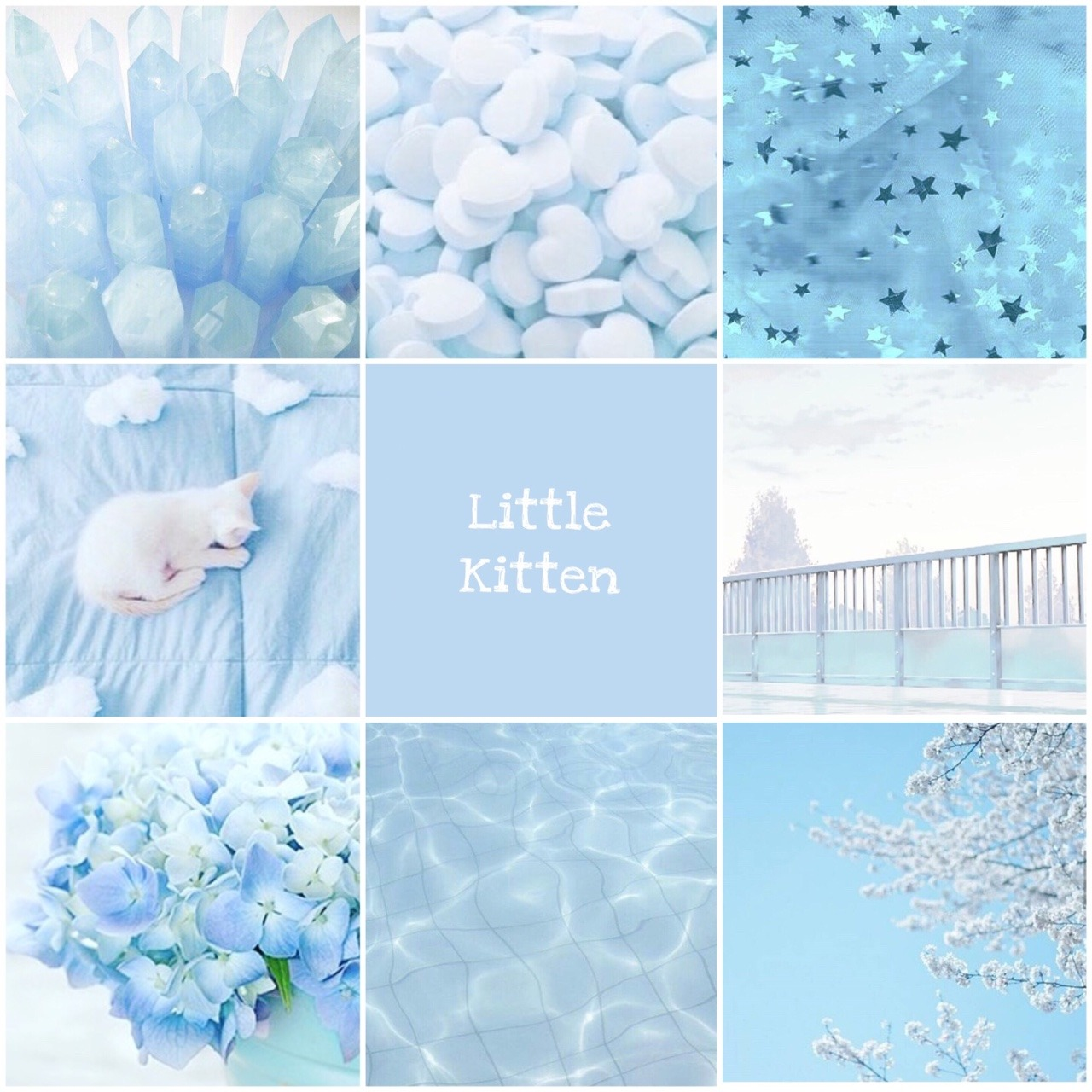 aesthetic_blue_images